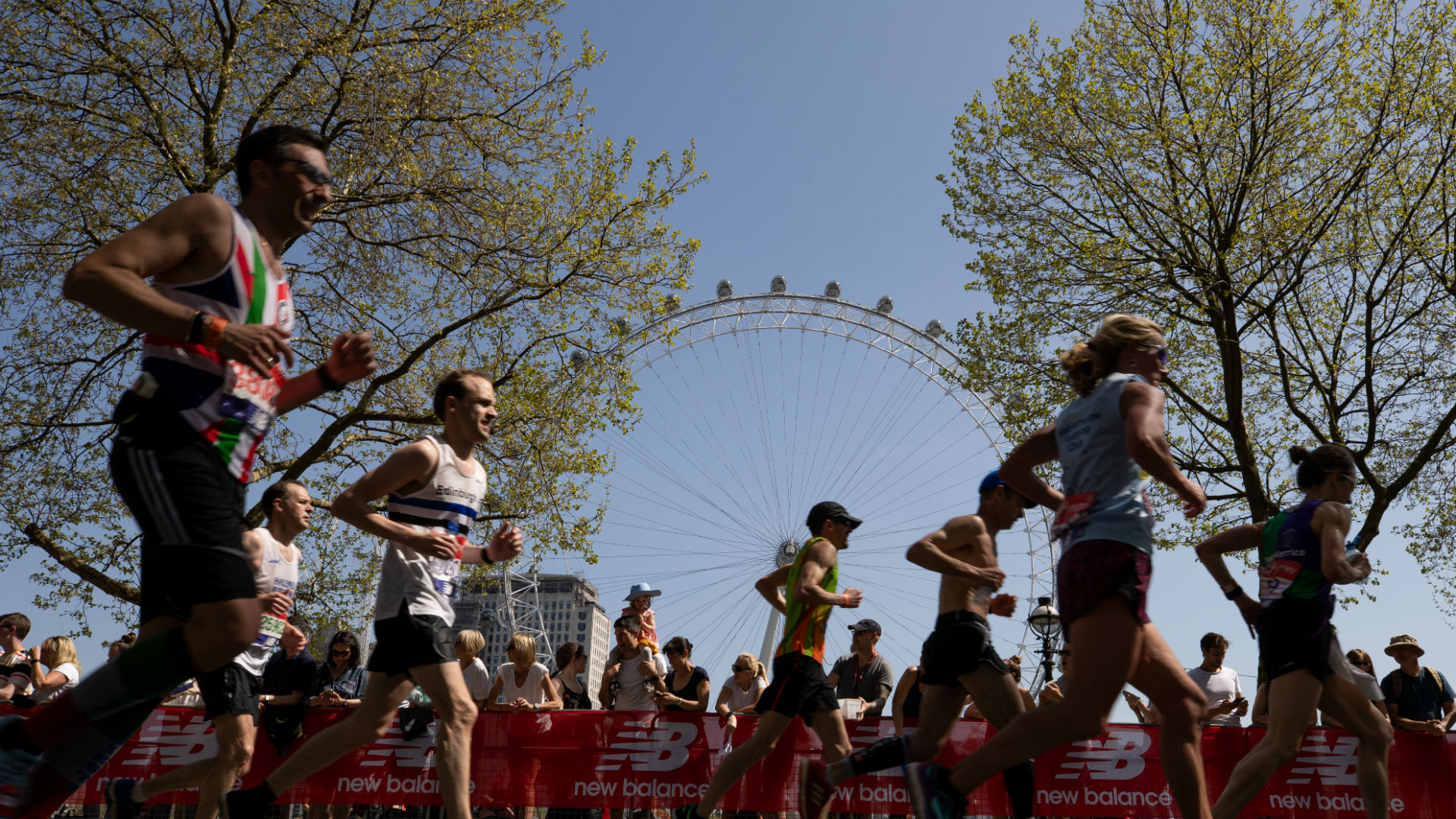 Virgin Money London Marathon, October 2020